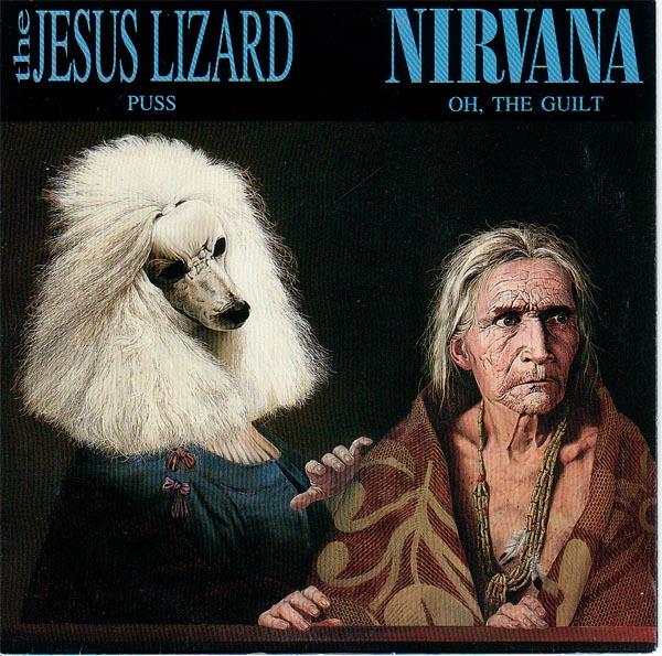 JESUS LIZARD - NIRVANA 7inch