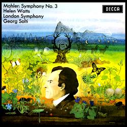 MAHLER Symphony N.3
