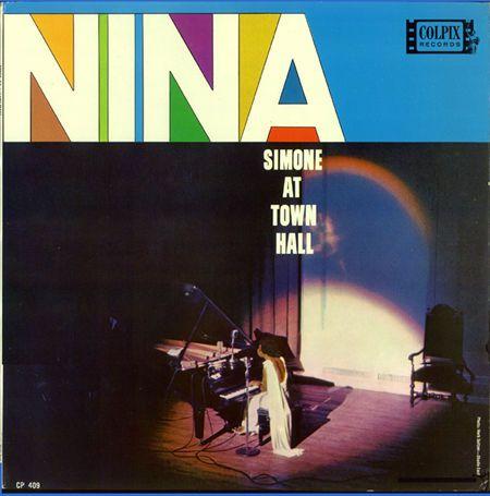 Nina Simone - The Amazing Nina Simone / Nina Simone At Town Hall