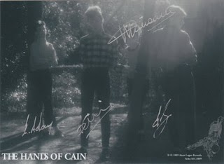 THE HANDS OF CAIN