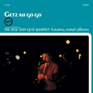 STAN GETZ Au go go ORG vinyl