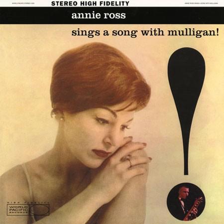 ANNIE ROSS Sings a song ...