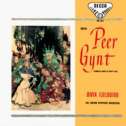 GRIEG Peer Gynt