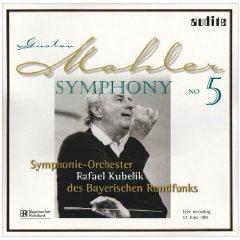 MAHLER Sinfonie - Audite