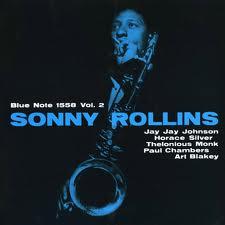 SONNY ROLLINS Blue Note 1558