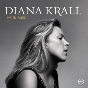 DIANA KRALL Live in Paris ORG vinyl