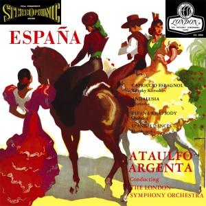 Espana ORG vinyl