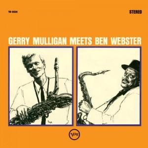 GERRY MULLIGAN ORG vinyl